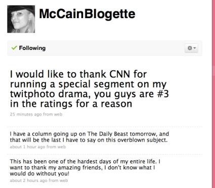 Thanks CNN, more shameless Daily Beast column plugs