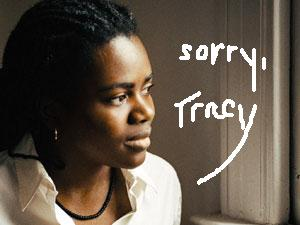 NPR's preferences in black music don't really reflect what black people actually listen to. (Tracy Chapman promo photo.)
